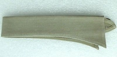 Van Heusen collar UNUSED vintage 1920s GREEN olive drab 14 1/2; semi-stiff 99
